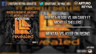 Mental vs. Keep On Rising (Hardwell Mashup)