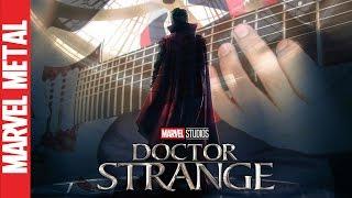 Doctor Strange Theme Cover