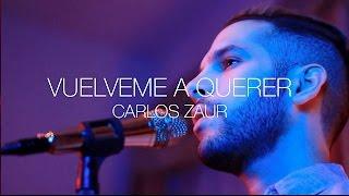 Thalia - Vuelveme a querer | Cover | Carlos Zaur