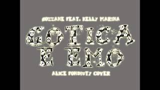 Gozzane & Kelly Marina - Gótica e Emo (Alice Fondiuty Cover)