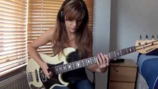 Patrice Rushen - Forget Me Nots [Bass Cover] width=