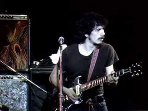 santana at TanglewoodLenox, MA on Aug 18, 1970