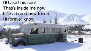 Eddie Vedder - Long Nights w/lyrics (Into The Wild)