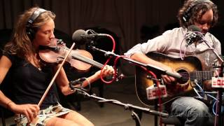 "Mandolin Orange: ""House Of Stone,"" Live On Soundcheck"