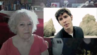 """Foreign Grandma Reacts To """"Dramatic Song"""" Tobuscus"""