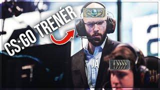 NAJAL JSEM SI CS:GO TRENÉRA! 😁 | IX Gaming