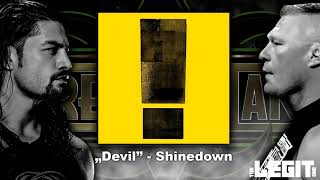 """2018: WWE WrestleMania 34 Official Theme Song ► """"Devil"""" ᴴᴰ"""