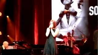 Sophie Hunger - I put a spell on you (cover) Montreux 2013 hommage Funky Claude
