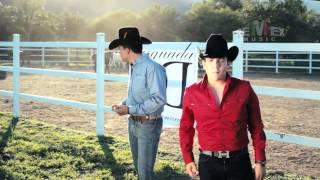 Leandro Ríos   Debajo del sombrero ft  Pancho Uresti de Banda Tierra Sagrada Video Oficial