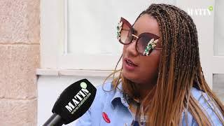 Festival Gnaoua : Asmaa Hamzaoui se confie au micro de Matin TV