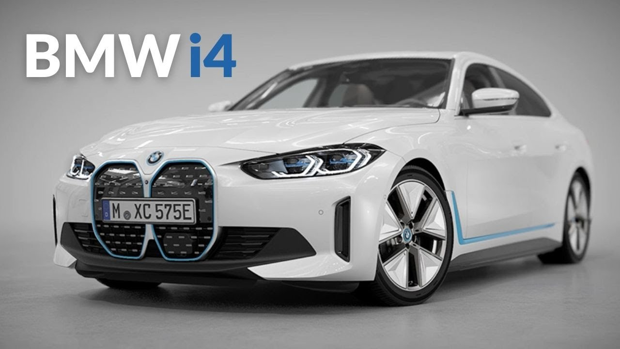 BMW i4 Preview: First all-Electric Gran Coupé