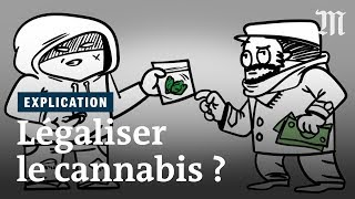 Cannabis : la légalisation est-elle moins coûteuse que l'interdiction ?
