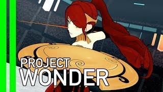 Project: WONDER [RWBY / Wonder Woman Trailer]