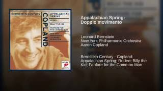 Appalachian Spring: Doppio movimento