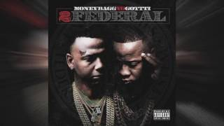 """Moneybagg Yo & Yo Gotti - """"Doin 2 Much"""" (2 Federal)"""
