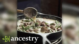 Green Bean Casserole | Recipe Records | Ancestry