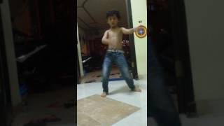 Mortal kombat theme song dancing