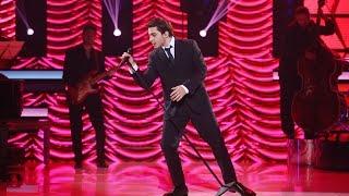 Blas Cantó imita a Michael Bublé - Tu Cara Me Suena