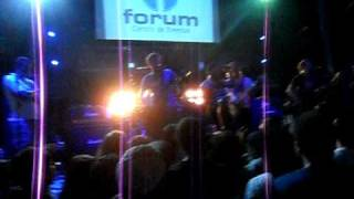 A Wilhelm Scream - The Soft Sell (Live @ Forum, Medellin, Colombia 05/12/2010)