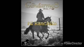 Los Gendarmes De Nuevo León - Mi Ranchito ( 30 Cartas ) Video Liryc