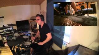 Everyday Brighter Brightest; Drum Cover by Benji Weiss