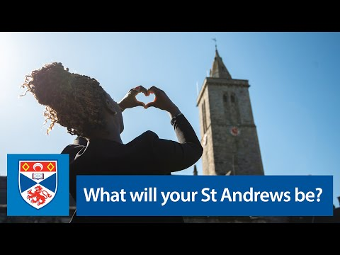 What will your St Andrews be?