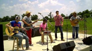 """""""Boys Round Here"""" Cover by Boys of Broad at WBKR Battle for Big O Auditions"""