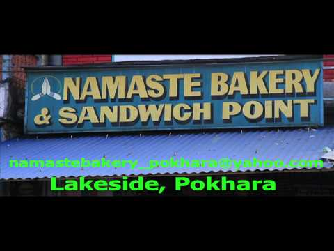 ^MuniMeter.com – Lakeside, Pokhara – Namaste Bakery & Sandwich Point
