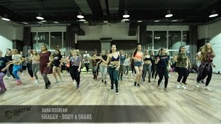 SHAGGY - BODY A SHAKE | DANCEHALL WEEKEND | WORKSHOP BY DAHA ICE CREAM