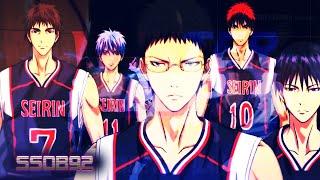 【MAD】 Kuroko no Basket Opening『HIGHER』
