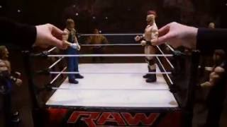 Spot TV WWE Mattel Ring superestrellas
