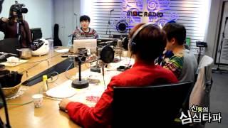 신동의 심심타파 - EXO D.O, Sorry Sorry dance - EXO 디오, 쏘리쏘리 댄스 20131211