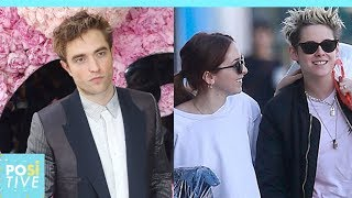 Robert Pattinson is worried about Kristen Stewart   Positive