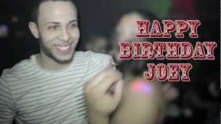 Joey Loudpacks Birthday Celebration At La Fortuna Lounge 1/26