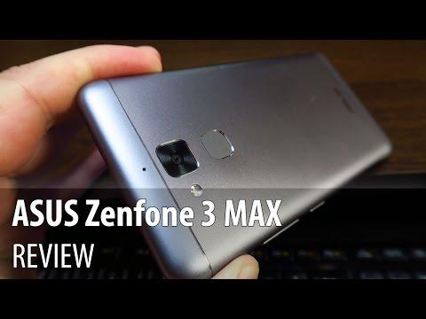 ASUS ZenFone 3 MAX Review în Limba Română