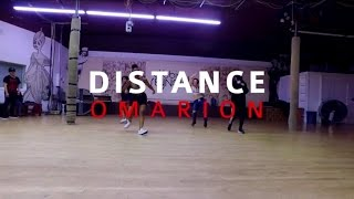DISTANCE - Omarion / Choreo By @SirCthatsMe & @FlyBoiSillie