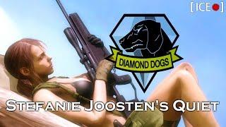 MGSV: TPP Music Video | Quiet's Theme | Stefanie Joosten Quiet Fan Trailer
