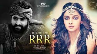 RRR: Final Talks with Alia Bhatt? | Jr NTR | Ram Charan | SS Rajamouli | i5 Network