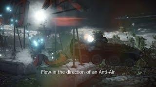 Only in Battlefield 4: Stealth Jet Surfer