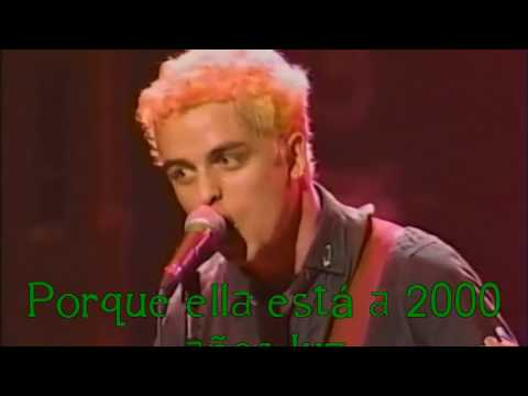 2000 Light Years Away En Espanol de Billie Joe Letra y Video
