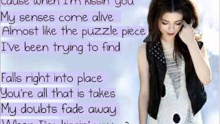 "Miranda Cosgrove ""Kissin You"" (HQ+Lyrics)"