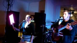 Rachel Hewitt-Campbell live performance - Free to Decide Cover