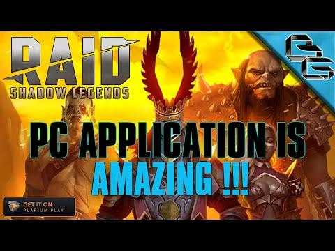 RAID: Shadow Legends | NEW DESKTOP APPLICATION IS AMAZING !!! | All Shortcuts