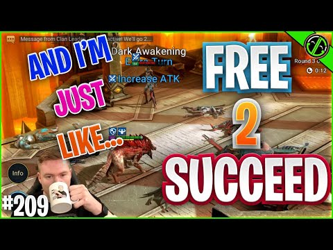 When It's 2x SACREDS TOMORROW & You Have None | Free 2 Succeed - EPISODE 209