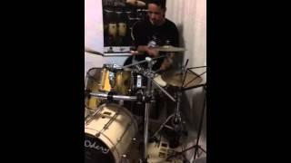 Drums live.