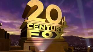 20th Century Fox 1994 logo with Fanfare [HD]