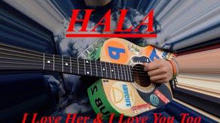 I Love Her & I Love You Too - Ian Ruhala (guitar cover)