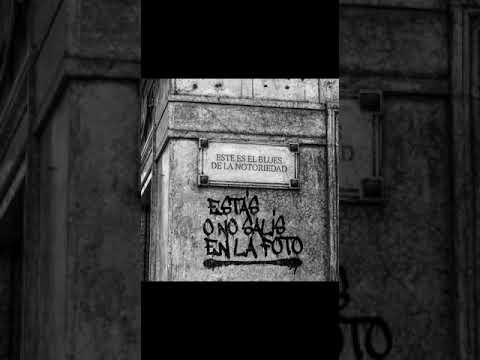 Blues De La Notoriedad de Ricardo Arjona Letra y Video