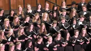 Angels' Carol by John Rutter - Concert Choir