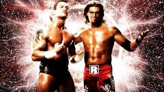 """Rated RKO 1st WWE Theme Song """"Metalingus+Burn In My Light""""(WWE Mix)"""
